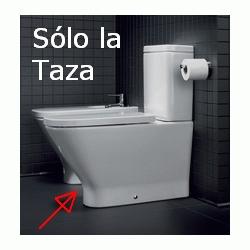 Saneamiento mart nez saneama tienda almac n y for Inodoro roca gap compacto
