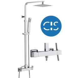 Saneamiento mart nez saneama tienda almac n y for Columna ducha barata