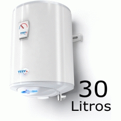 TERMO ELECTRICO MODELO BILIGHT DE 30 LITROS VERTICAL CON REGULACION DE TEMPERATURA TESY