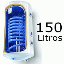 INTERACUMULADOR ELECTRICO BILIGHT 150 LITROS TOMAS DERECHA CON RESISTENCIA DE 2000 W. Y ANODO TESY