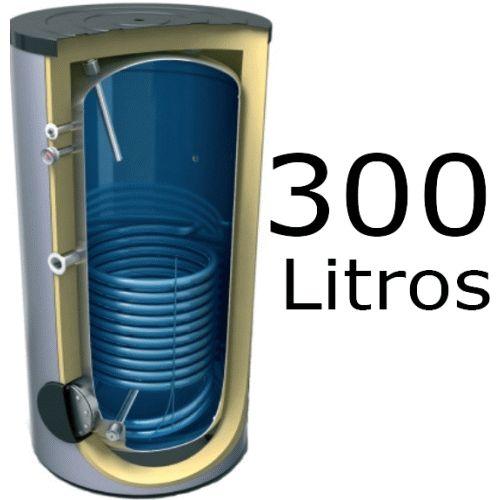 INTERACUMULADOR EVS DE 300 LITROS 8 BAR TESY