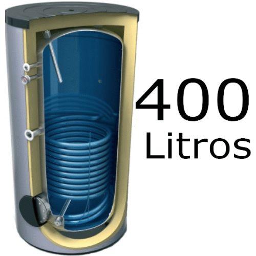 INTERACUMULADOR EVS DE 400 LITROS 8 BAR TESY