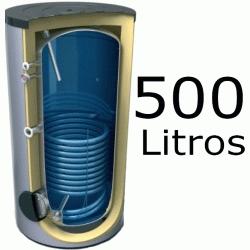 INTERACUMULADOR EVS DE 500 LITROS 8 BAR TESY