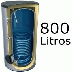 INTERACUMULADOR EVS DE 800 LITROS 8 BAR TESY