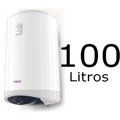 TERMO ELECTRICO MODELO MODECO CERAMIC DE 100 LITROS TESY