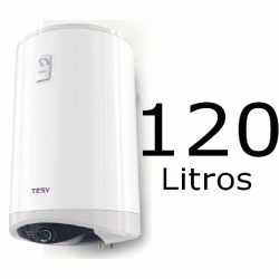 TERMO ELECTRICO MODELO MODECO CERAMIC DE 120 LITROS TESY