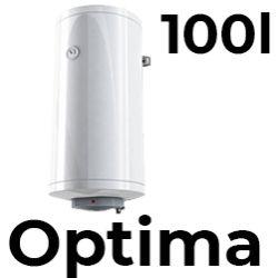 TERMO ELECTRICO MODELO OPTIMA DE 100 LITROS VERTICAL CON REGULACION DE TEMPERATURA TESY