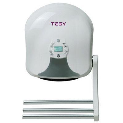 TOALLERO CALEFACTOR HL 245VB PTC DE 1000 A 2000 WATIOS CON TERMOSTATO AJUSTABLE TESY 422357